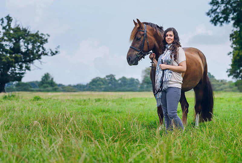 Cheshire Equine lifestyle edit - after