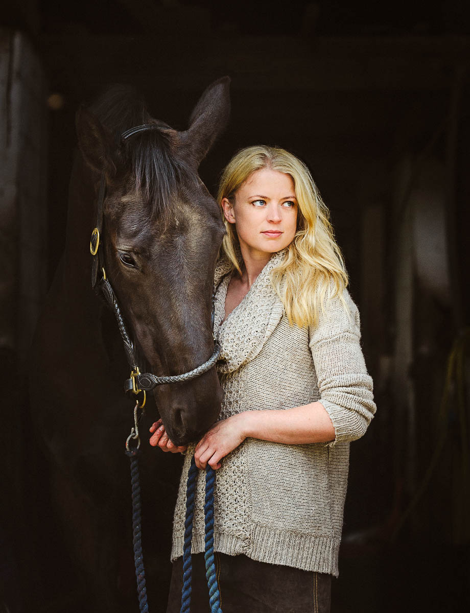 Cheshire equine lifestyle photography - eventing horse