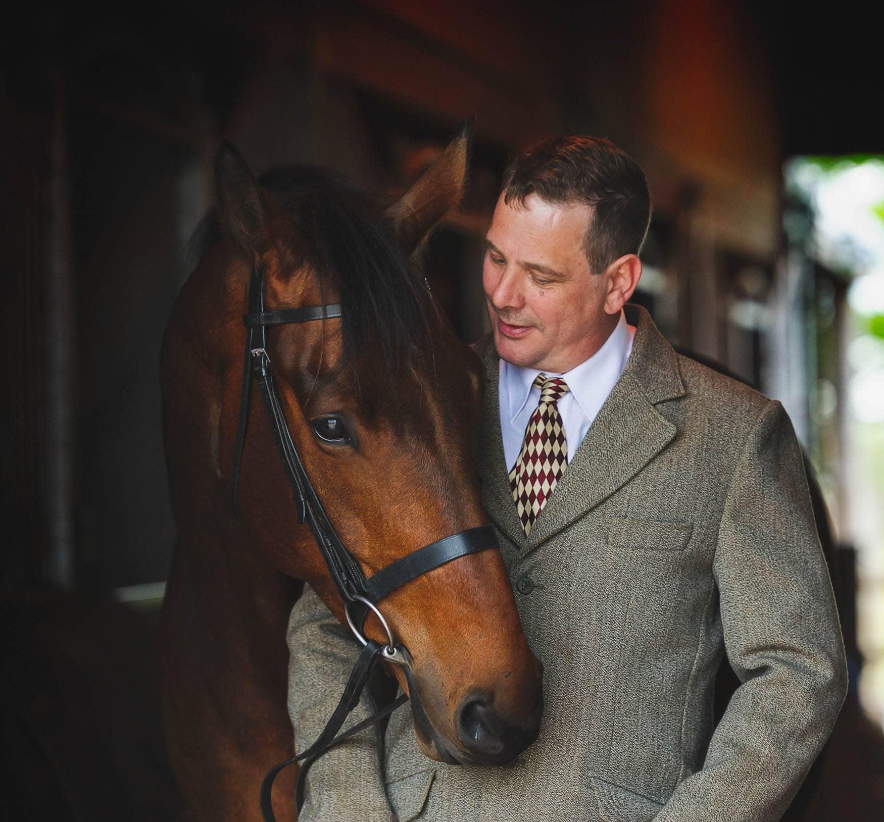Irish Sport Horse photography